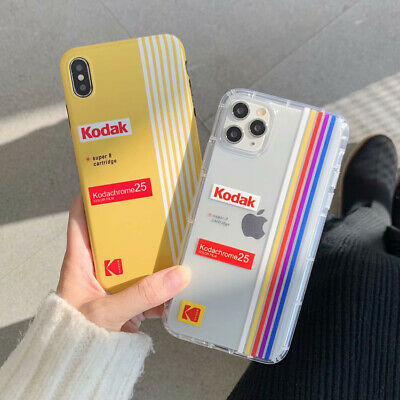 Nasa kodak Soft Cover Case For Apple iPhone 11 Pro Max XS XR 8 7 Plus 6S