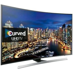 Samsung 4k UHD Curved Smart TV,great condition