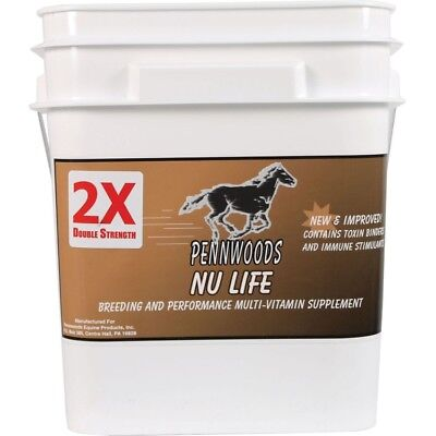 NU LIFE 2X BREEDING AND VITAMIN HORSE SUPPLEMENT - 120781 (Pack of 1)
