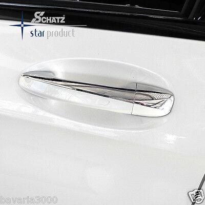Chrom Türgriffblenden Mercedes C-Klasse W205, E-Klasse W213, GLE Coupé C292
