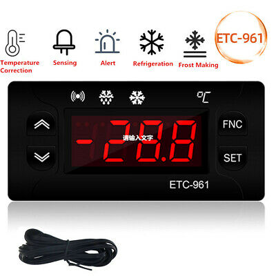 Digital Temperature Controller With Refrigeration Defrosting Alarm Function