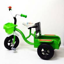 Kid Ride on Toy Trike Bucket Tricycle Green South Granville Parramatta Area Preview