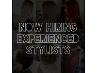 Experienced hair stylist wanted, hairdressing chair for rent. Beauty Therapist Wanted
