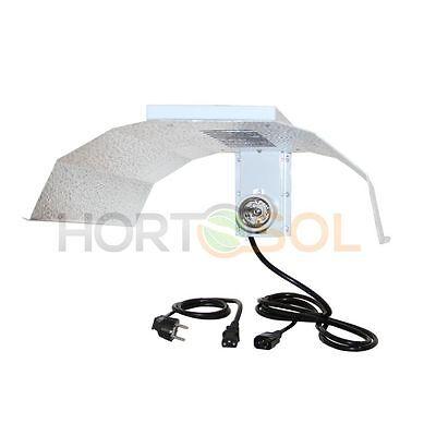 Grow Growbox Reflektor HPS NDL Adjust-A-Wings white Defender large inkl Fassung