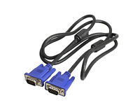 High spec VGA cable for TVs,PCs,monitors,printers,photocopiers,etc.quick sale at £5 or 3 for £10