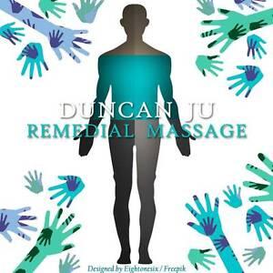 Duncan Ju Remedial Massage Cremorne North Sydney Area Preview