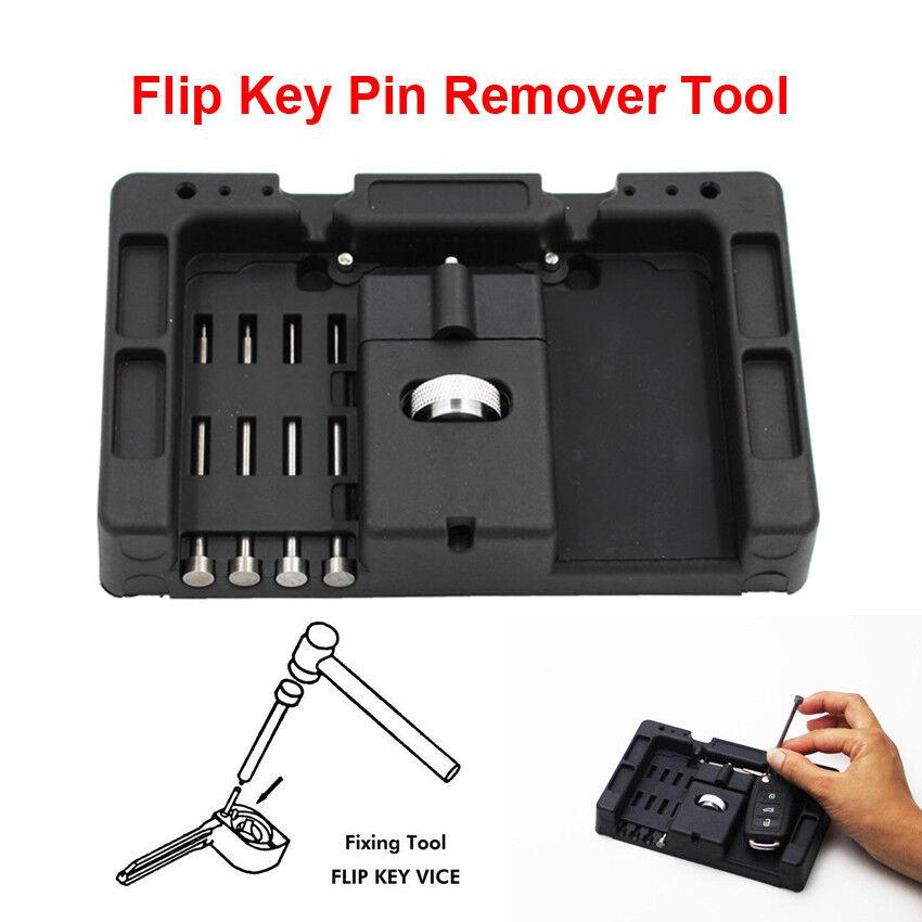 Folding Remotes Quick Removal Installation Tool Flip Car Key Pin Remover Tool