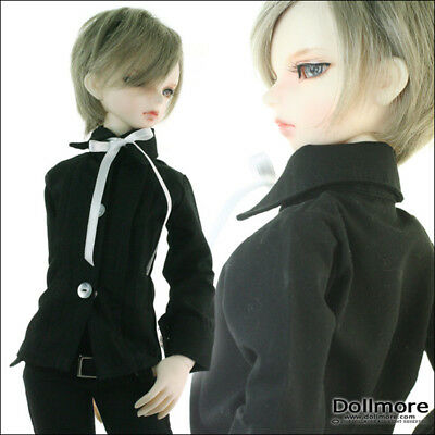 Dollmore 1//4 BJD doll clothes outfits SIZE MSD Black ZG Warmer
