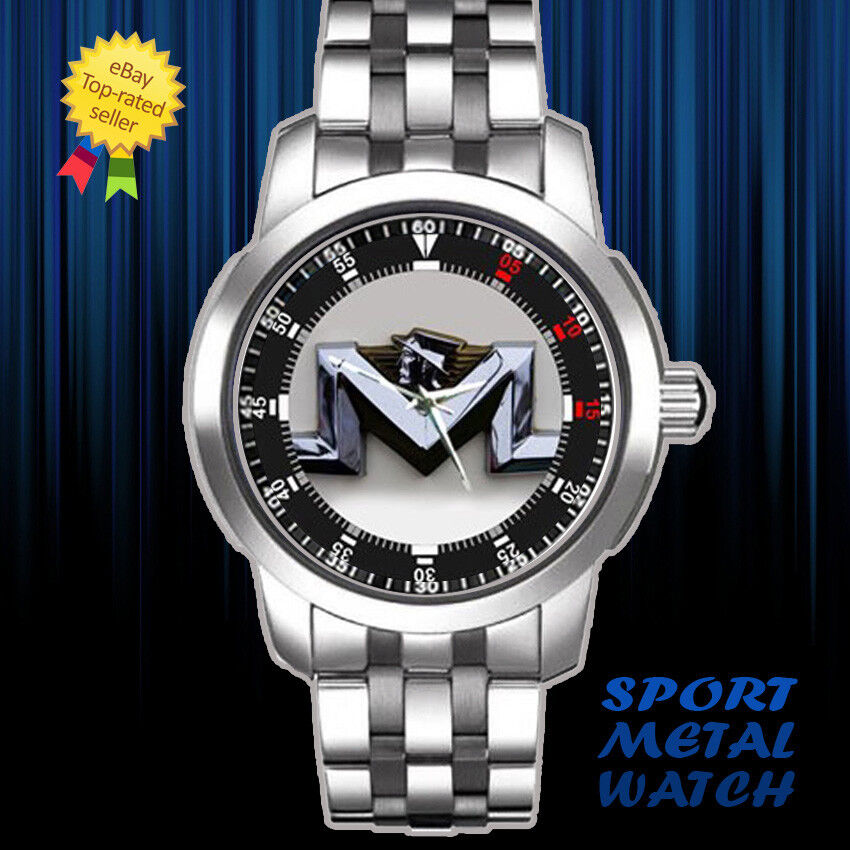 Classic Mercury Emblem M Sport Metal Watch