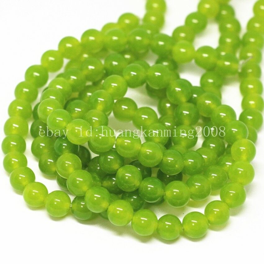 "NOUVEAU 10 mm natiral Green Emerald Gemstone Round Loose Beads 15/"" AAA"