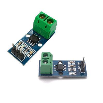 Practical 30a Range Current Sensor Module Acs712 Module Arduino Module Us