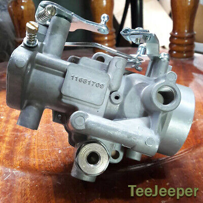 new Carburetor (fuel mixture screw) Jeep M151 A1 A2 11681709, used for sale  Shipping to United States