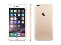 iPhone 6s Plus *64 gb* gold