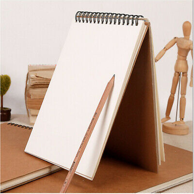 Paper Sketch Book Set A5 For Watercolor Drawing Art Sketchbook 30 Sheets