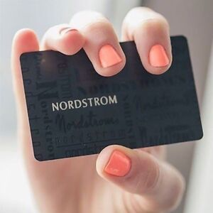 Nordstrom Gift Card (Save $110!)