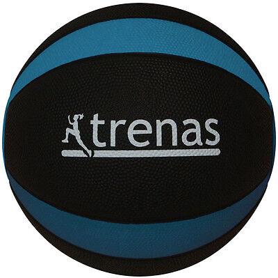 Grevinga® SCHOOL TRENAS Gummimedizinball PRO - Medizinball (1 kg) 106267-01