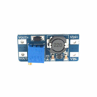 5pcsset Mt3608 2a Dc-dc Step Up Power Apply Booster Power Module For Arduino