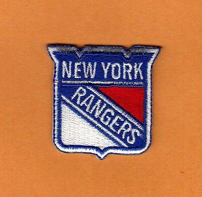 NEW YORK NY RANGERS Small LOGO PATCH HAT POLO SHIRT BABY ITEM IRON ON Unsold - Ny Rangers Logo
