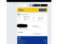 Berlin to Glasgow 16th April £20