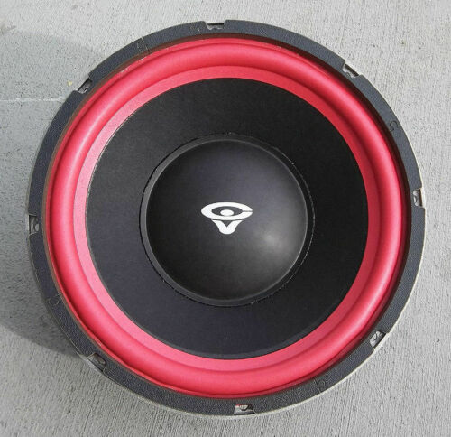 """Replacement 12"""" woofer, subwoofer, speaker for Cerwin Vega systems 1,600W peak"""