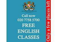 Free English Language Classes/Lessons (One-month Course)