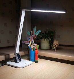 Flexible Reading Bedroom Study Smart 48 LED Desk Lamp - Rotatable Dimmable