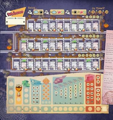 Halloween Themed Neighborhood Welcome To Your Perfect Home Game Deep Water Games](Kids Halloween Games)