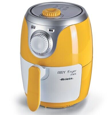 Friggitrice ad aria calda Ariete 4615 Airy Fryer digitale mini 1000 w - Rotex