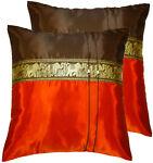 Cleaning Silk Silk Pillowcase Cushion Cover Scarf Ebay