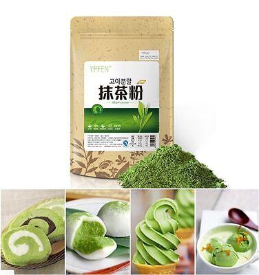 100G Matcha Powder Green Tea Pure Organic Certified Natural Premium Loose ac