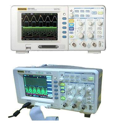 Rigol 100mhz Dual Ch Ds1102d W Logic Analyzer Accorie