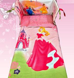Disney princess sleeping beauty aurora bedding set pink ebay