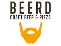 Immediate start Part Time Pizza Chef @ Beerd - Bath Ales