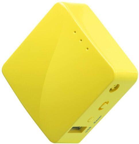 GL.iNET GL-MT300N-V2 Wireless Mini Portable Travel Router, Mobile Hotspot New