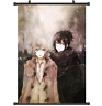 3560 Anime No.6 Shion & Nezumi Wall Poster Scroll home decore