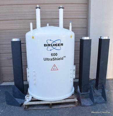 Bruker 600 Ultrashield Nmr Spectrometer 600s4mks