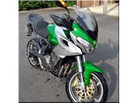 Urgent! Benelli Trek 899 Excellent condition - 8500 miles only