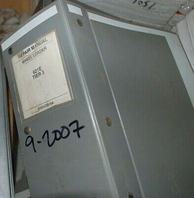 Case 621e Front End Wheel Loader Shop Service Manual Book Overhaul Owner 2007