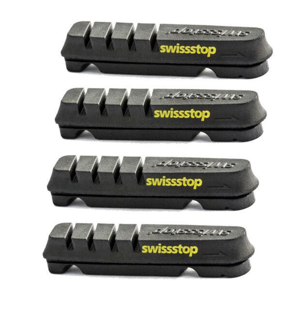 Swissstop Flash EVO - Black Prince - Carbon Rim - Brake Pads - Shimano / Sram
