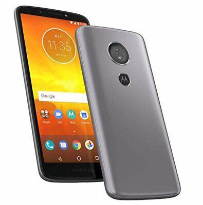 """Motorola Moto E5 XT1944 16GB 13MP Camera Android Smartphone Grey Locked EE 5.7"""""""