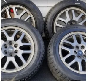 """FORD OEM 20"""" ALLOY RIMS WITH TPMS 2009-14 F-150"""