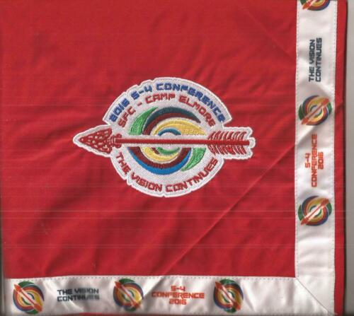 2015 S-4 Section Conference Ordeal Neckerchief