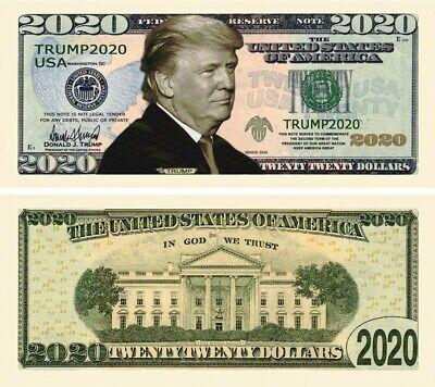 DONALD TRUMP 2020 BILL