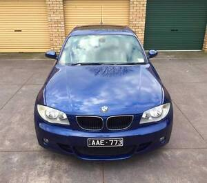 2006 BMW 120i M Sport E87 - Alpine Blue Melbourne CBD Melbourne City Preview