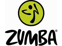 **ZUMBA DANCE FITNESS CLASSES EVERY WEDNESDAY In Bristol**