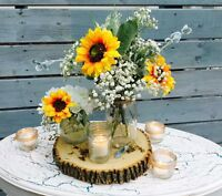 Beautiful rustic/outdoor wedding decor for rent