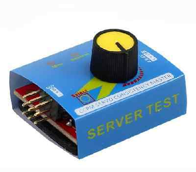 New Ccpm Steering Gear Tester Servo Motor Tester Electrically Controlled Tester