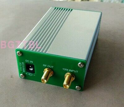 Spectrum Analyzer Low Frequency Converter Bg7tbl With N-sma Bnc-sma Adapter