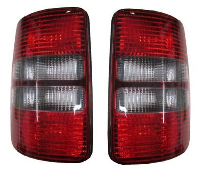 VW Caddy 2010-2016 Rear Tailgate Clear Rear Tail Light Lamp O//S Drivers Right