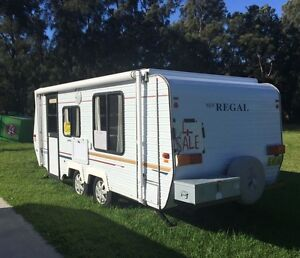 Regal pop top caravan Bellambi Wollongong Area Preview